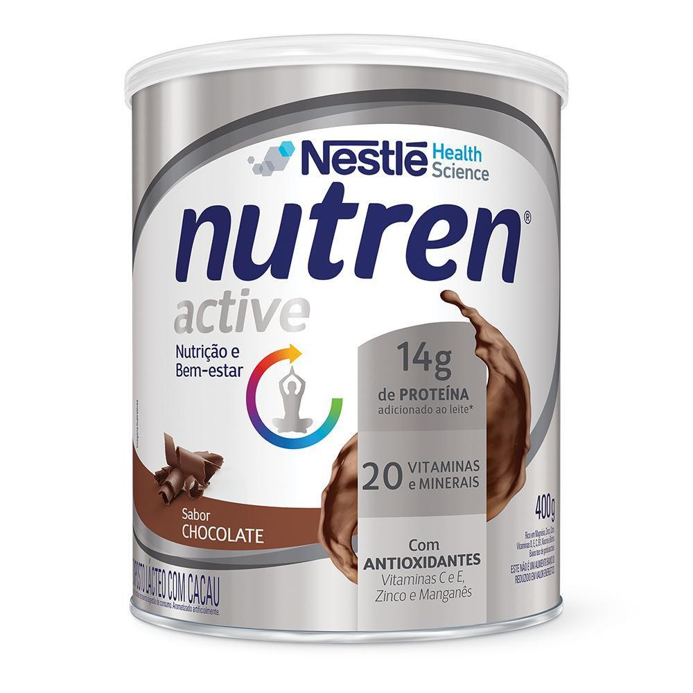 nutren active chocolate 400g