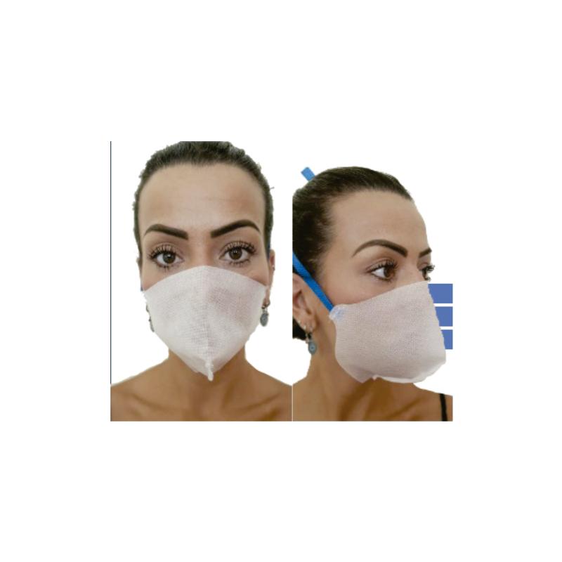 mascara respirador descartável mastt p2 br 1503b alltec