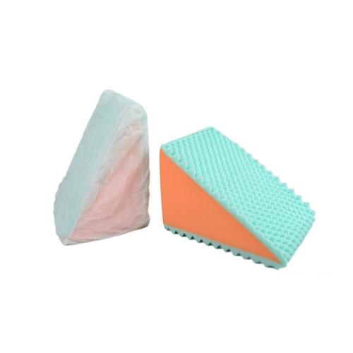 almofada leve encosto (triangular)