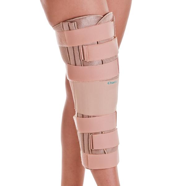 imobilizador de joelho largo 50 cm
