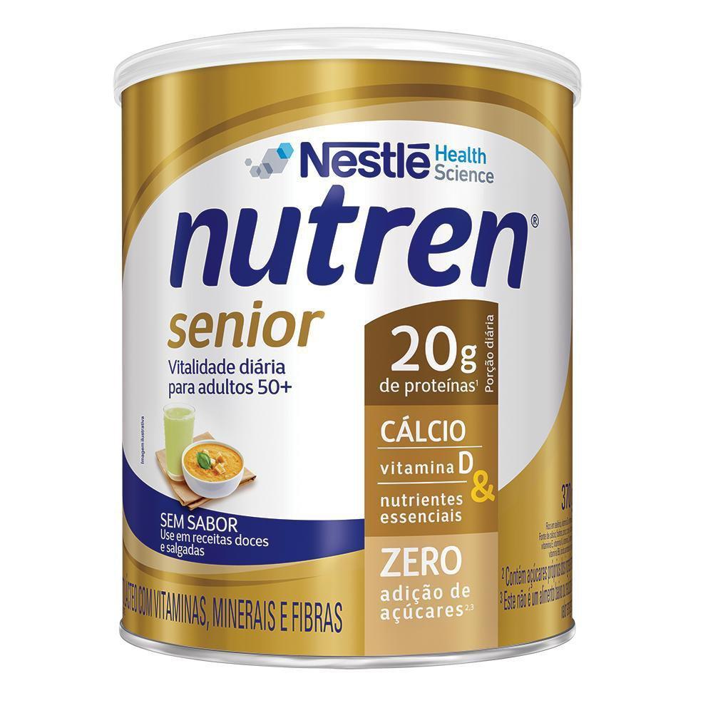 nutren senior pó 370 g