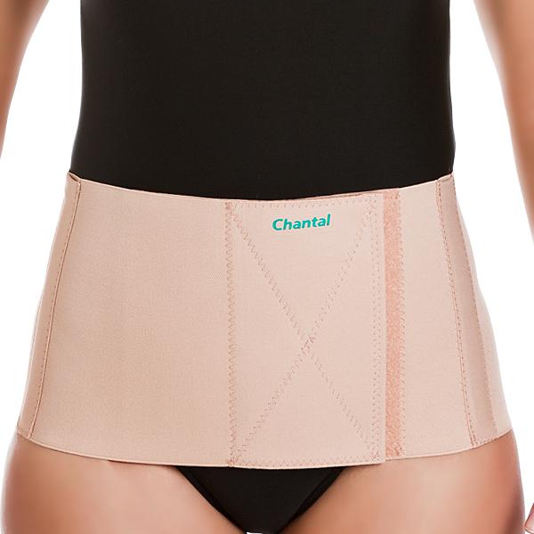 faixa abdominal de 25cm c,  barb p