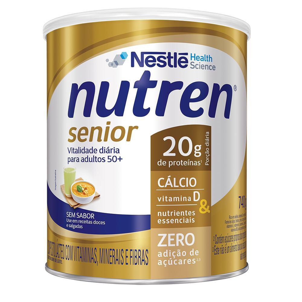 nutren senior pó 740 g