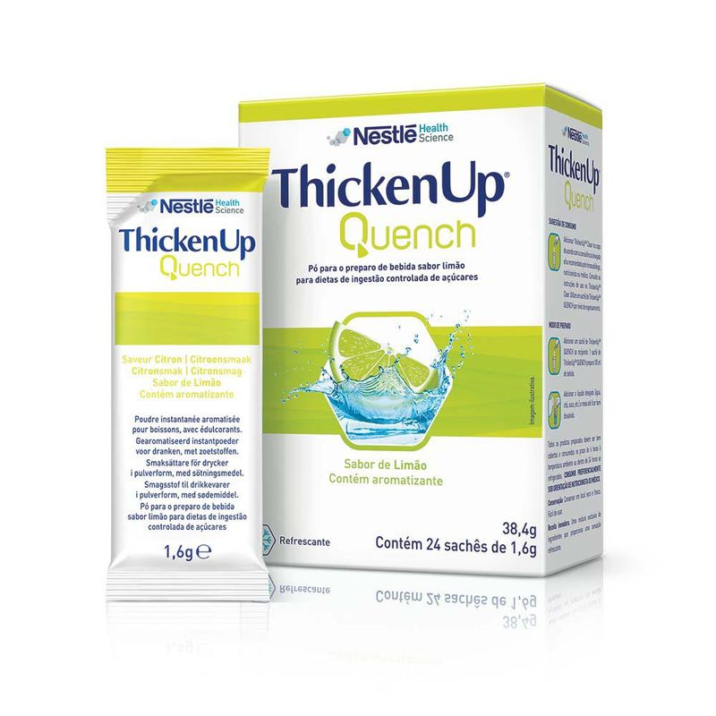 thicken-up quench display