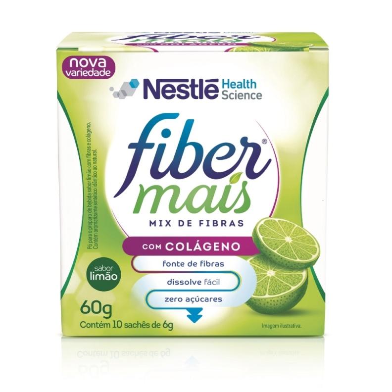 fiber mais colageno display