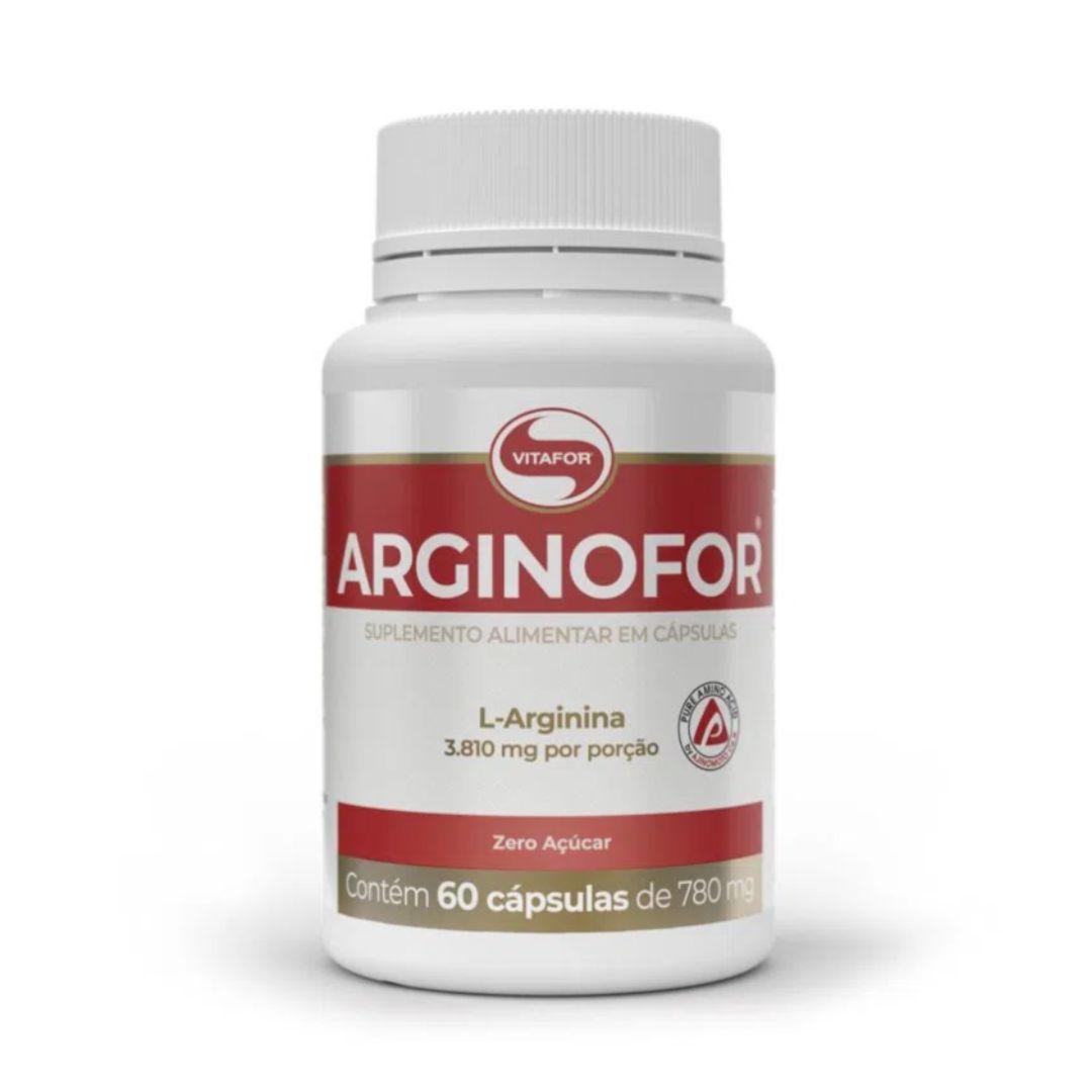 arginofor 60 cápsulas de 500mg