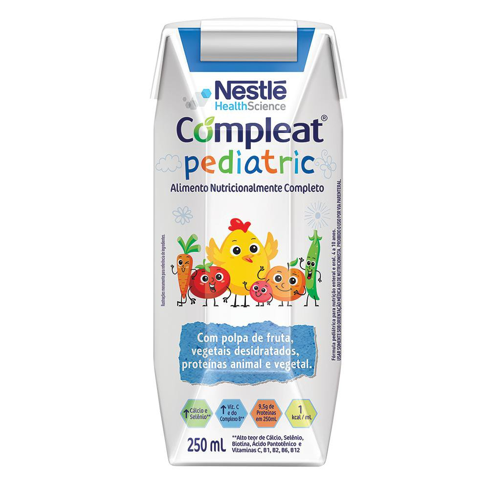 compleat pdiatric 250ml