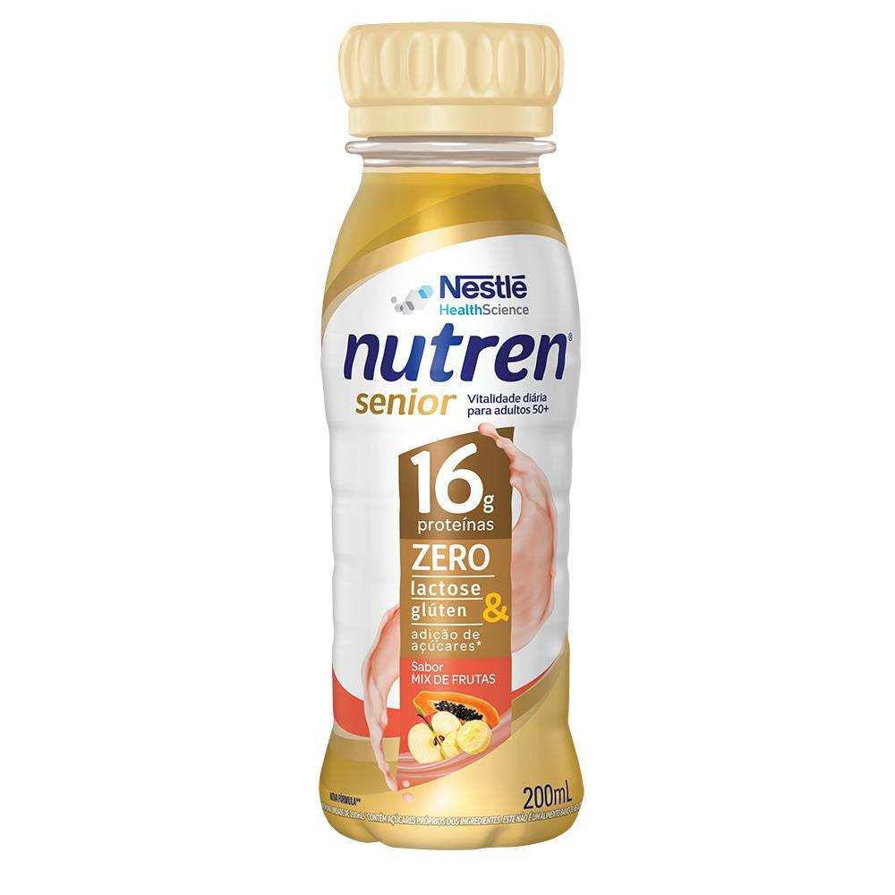 nutren senior mix de frutas 200ml
