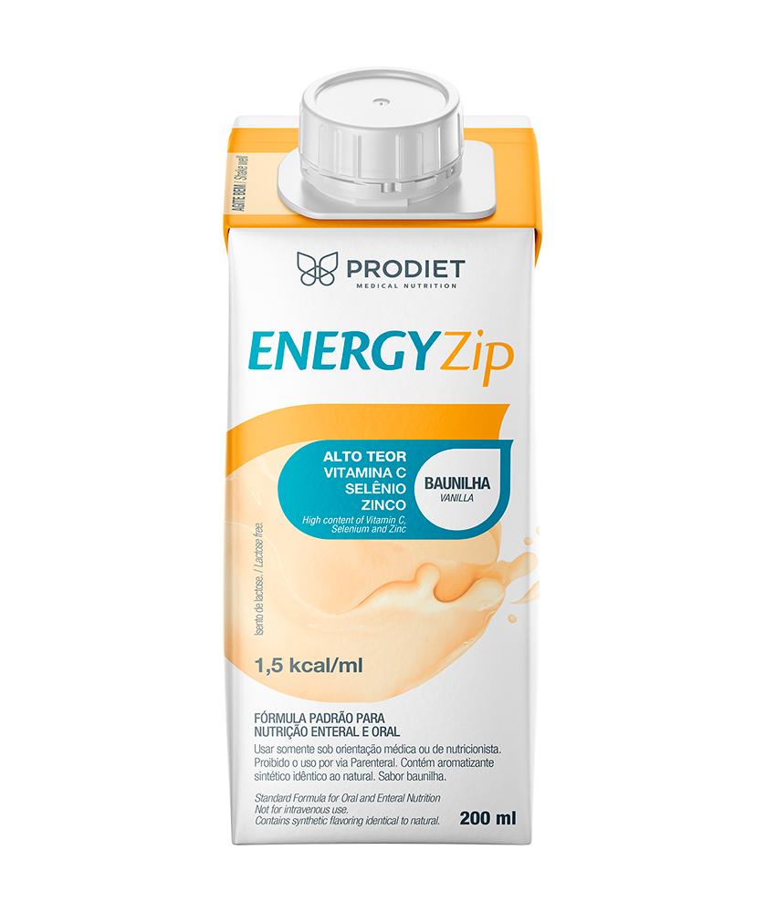 energyzip baunilha 200 ml