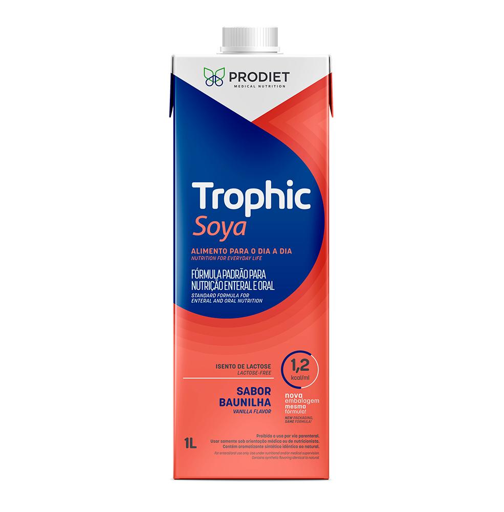 trophic soya 1 litro