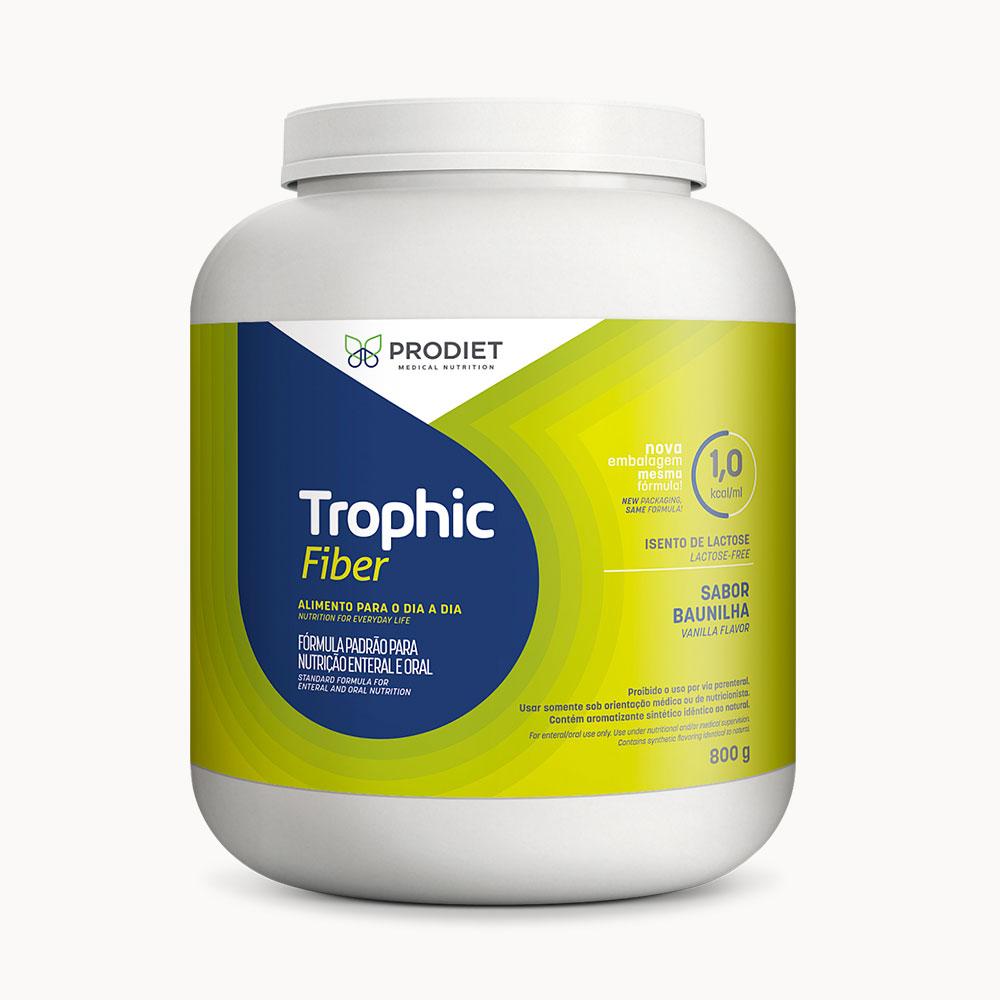 trophic fiber pote 800g