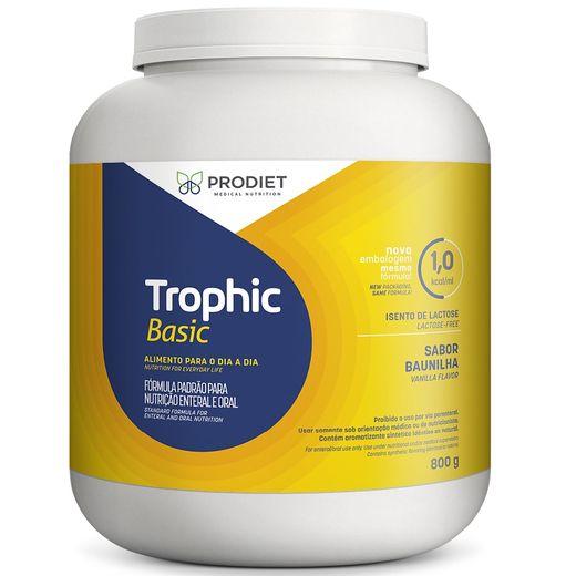 trophic basic pote 800g