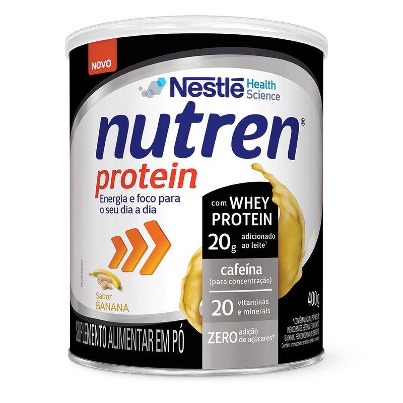 nutren protein banana po 400 g