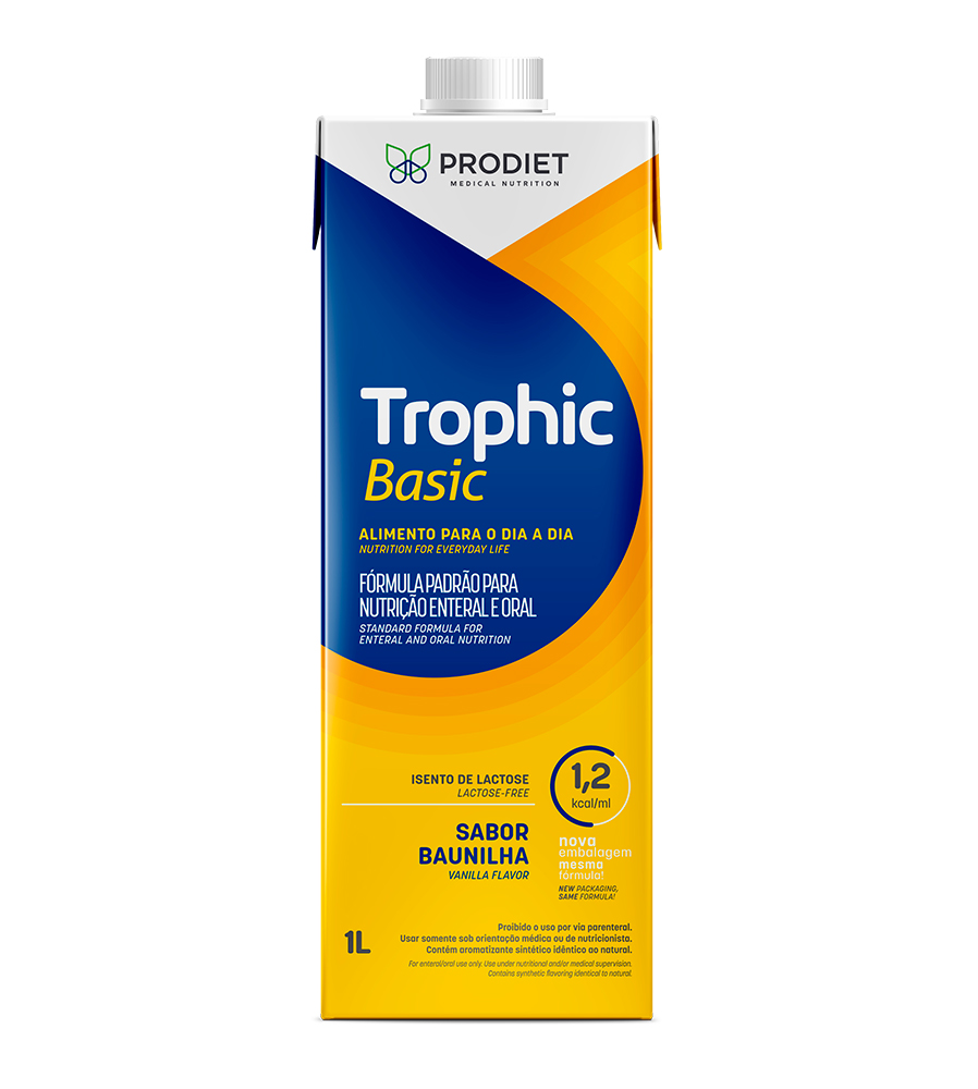 trophic basic litro