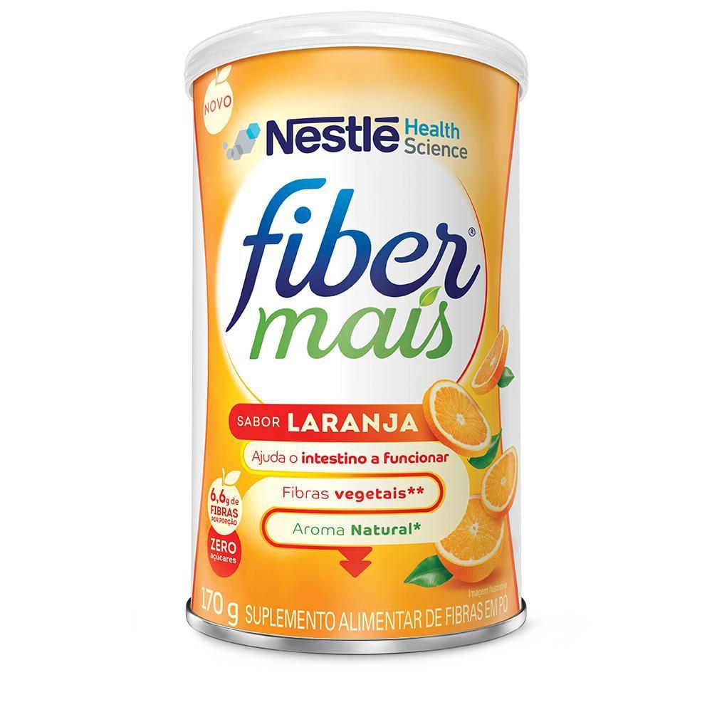 resource fiber mais laranja 170g